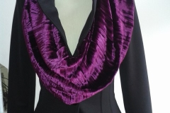 Scarf 03 purple