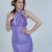 Lila/purple coctail dress